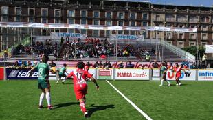 México venció 5-1 a Perú en la rama femenil