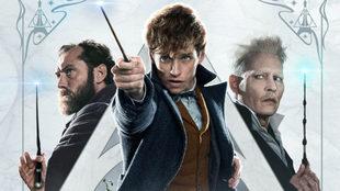 Scamander y Dumbledore enfrentarán a Grindelwald. @AFYDEpelicula