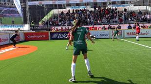 México femenil venció 7-2 a Egipto
