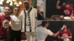 Messi's holiday in Dubai: Salt Bae, his curious way of salting meat and... Pogba