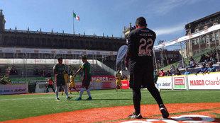 México venció a Sudáfrica en cuartos de final