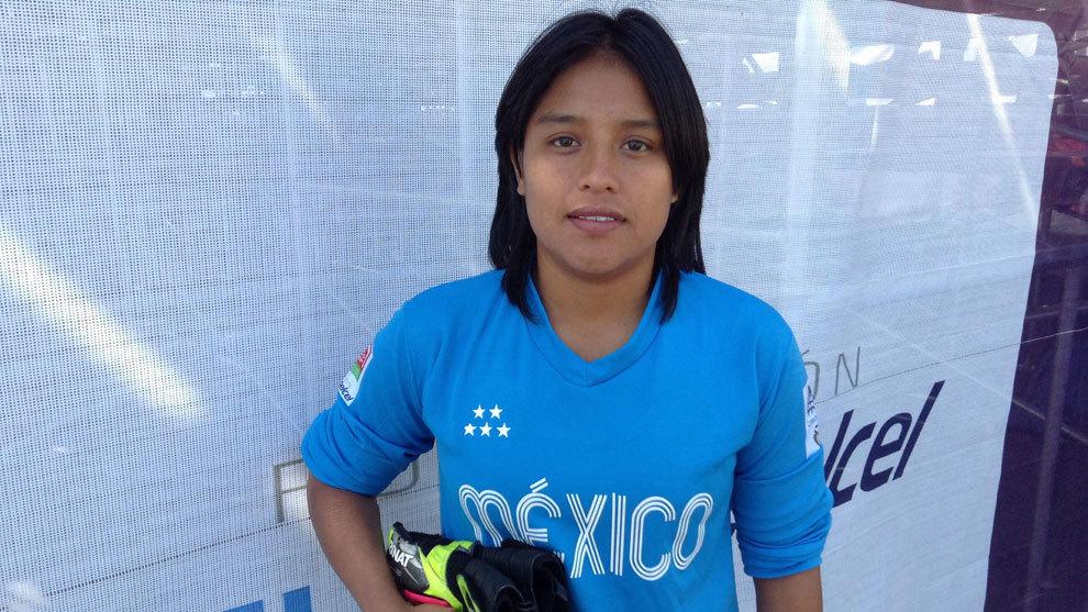 Mínica Sánchez tuvo una gran actuación en cuartos de final ante...