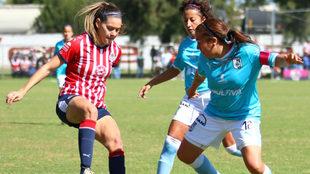 Chivas y Querétaro repartieron puntos.