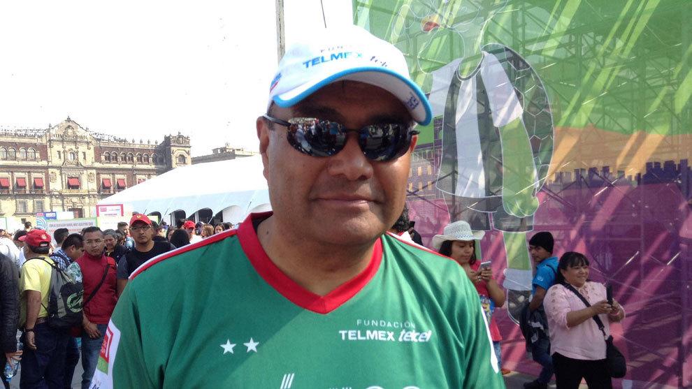 Abraham miranda, técnico de la selección mexicana varonil