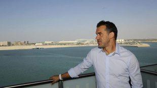 Luis García Plaza desea salir de China