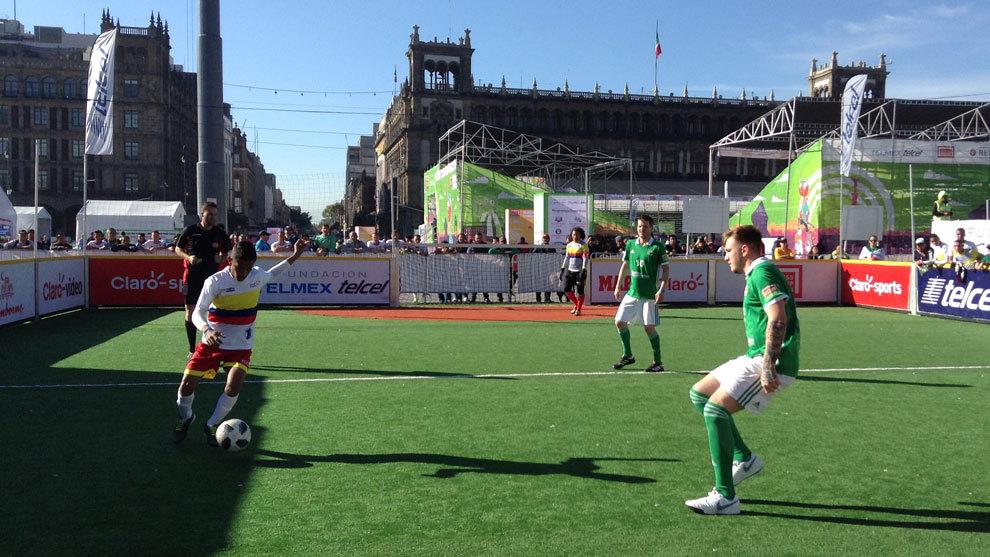 Colombia venció a Irlanda y Estados Unidos para llegar a la final por...