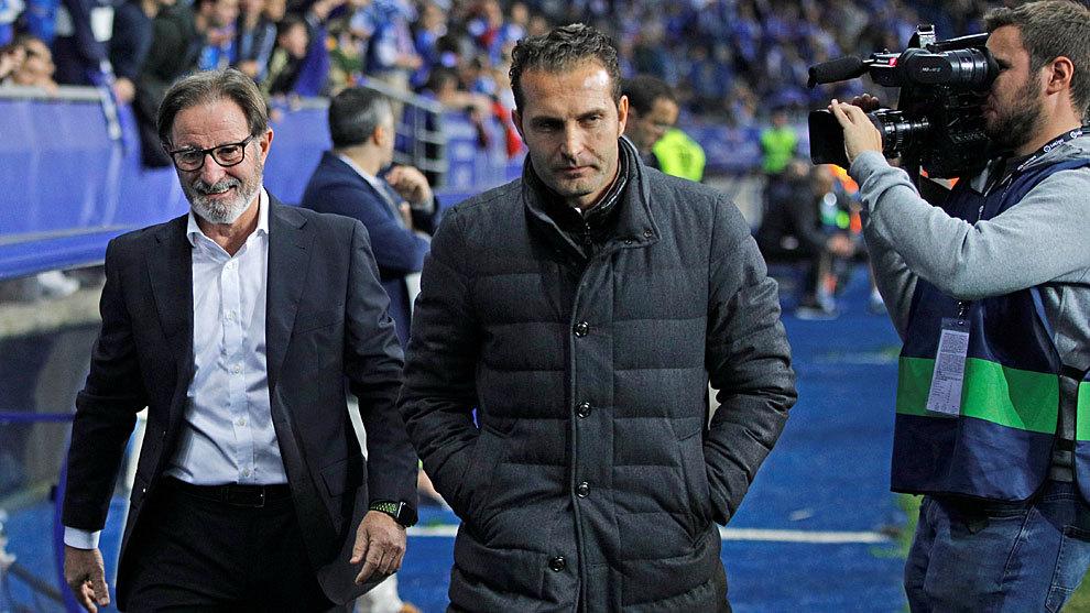 Oswaldo Alanís marcó su primer gol con el Real Oviedo