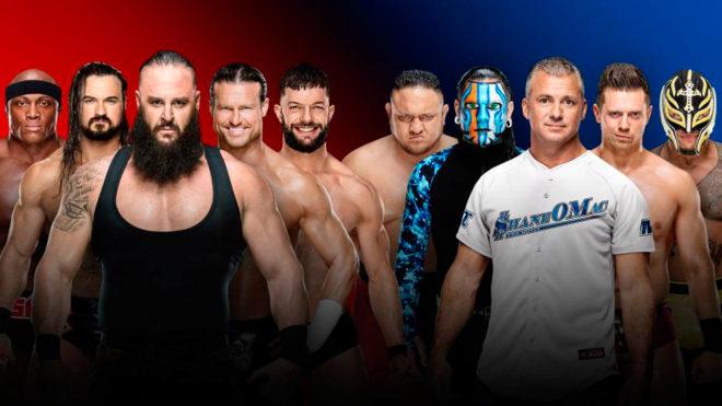 RAW y Smackdown luchan por la supremacía de WWE