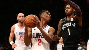 Otra gran exhibición de Clippers.