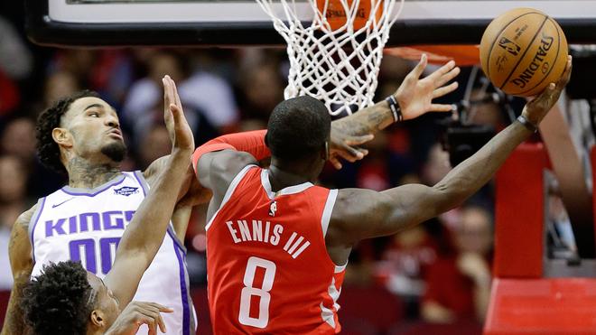 Juego entre los Rockets y los Kings