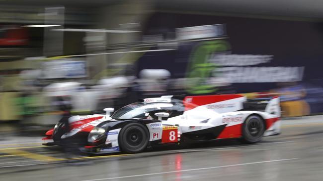 TOYOTA GAZOO Racing. World Endurance Championship. 6 Hours of Shanghai...