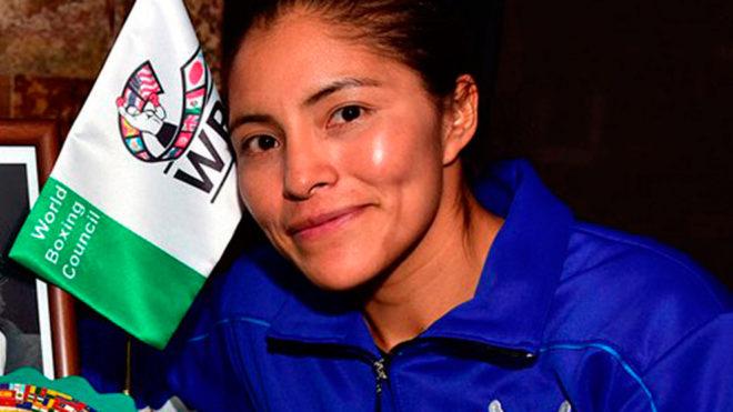 La mexicana vino de atrás para vencer a la nipona.
