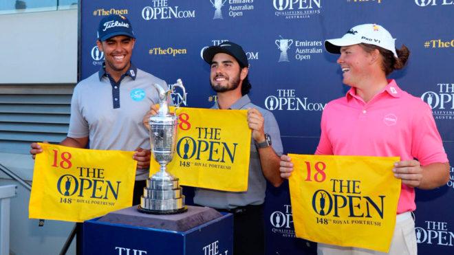 Abraham Ancer gana en Australia y disputará el British Open