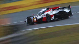 Toyota's mistake denies Alonso clear victory in the 6 Hours of...