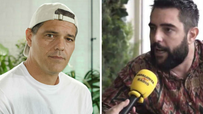 Dani Mateo anuncia que podría irse de España y Frank Cuesta responde