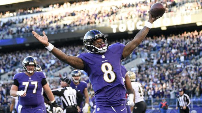 Lamar Jackson hará su presentación en la NFL.
