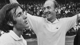 Stan Smith ganó la primera edición en 1970