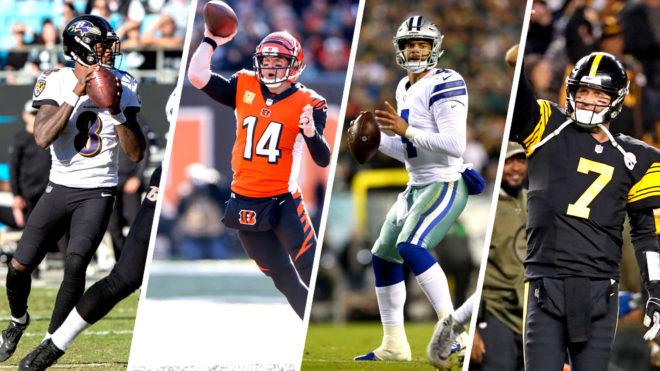 Semana 11 de la NFL en vivo