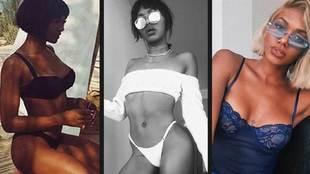 Elisa Johnson, la hija modelo de <strong><a...