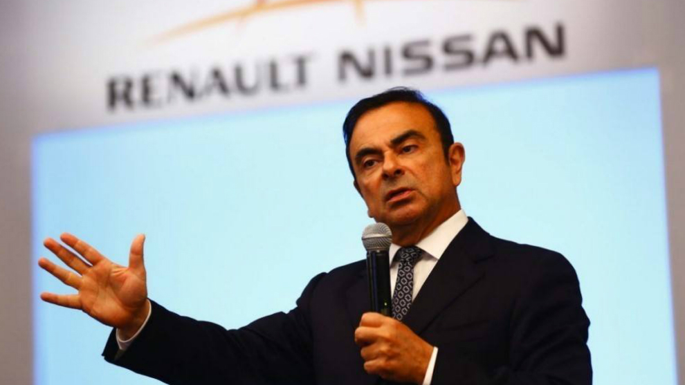 Detenido Carlos Ghosn, CEO de Renault, por presunto fraude fiscal