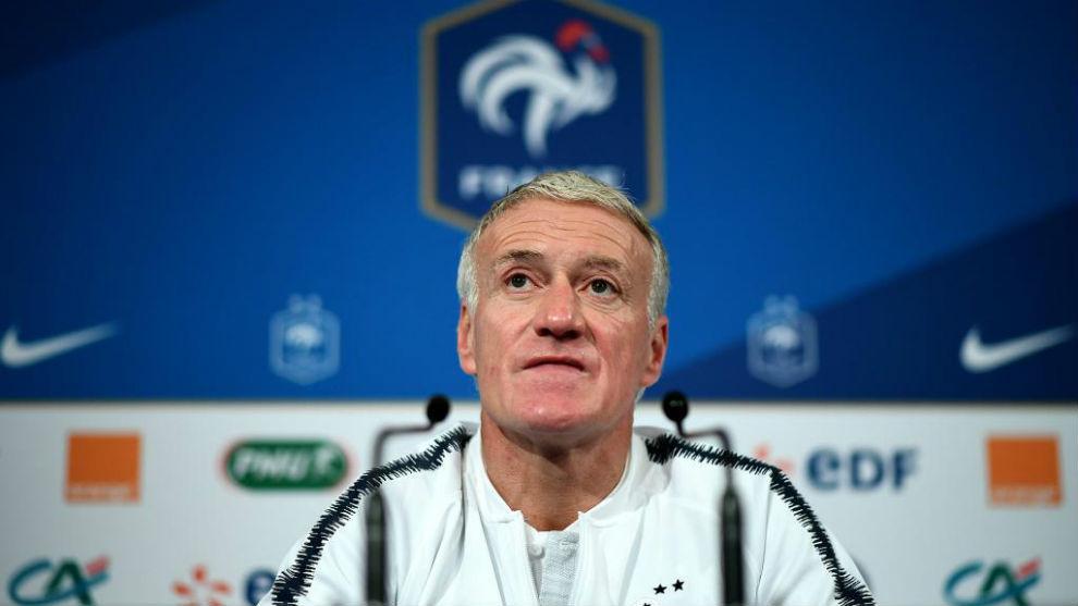 Francia vs Uruguay | Amistoso fecha FIFA noviembre — En vivo