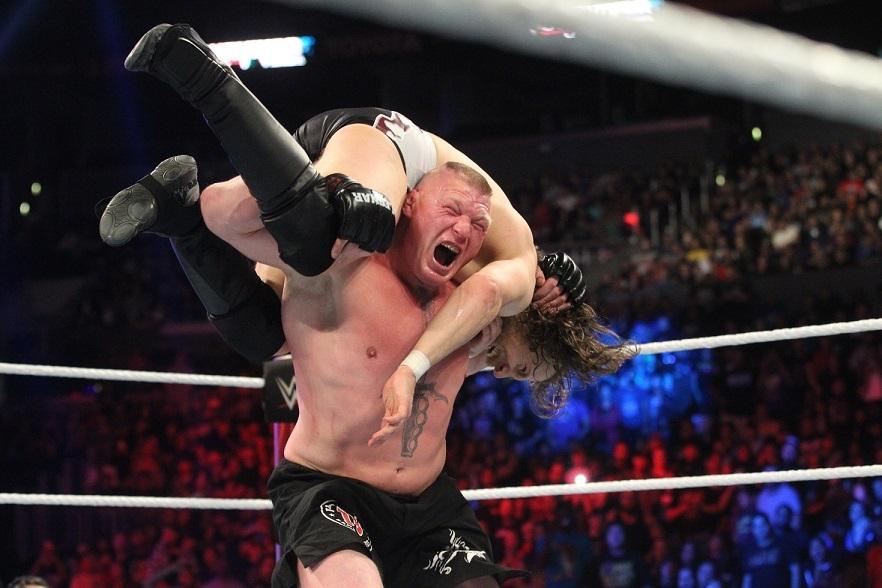 Ronda Rousey ganó, pero Charlotte la humilló