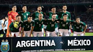México mostrará cambios respecto al primer encuentro.