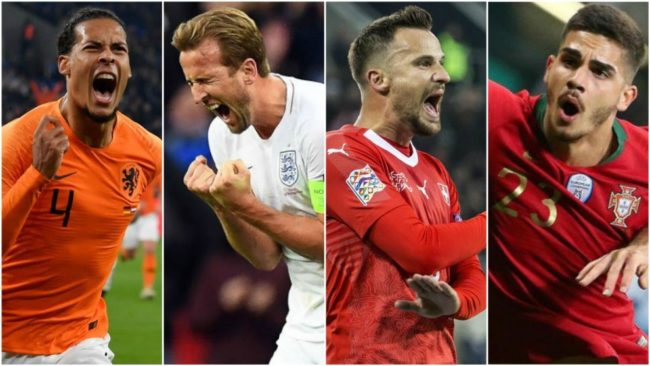 The talking points from the inaugural UEFA Nations League