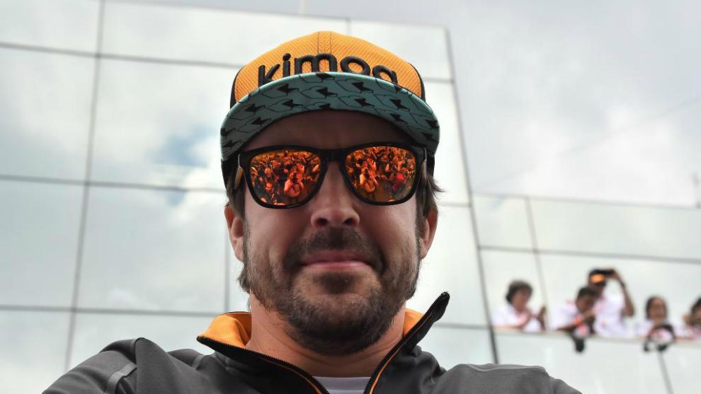 El adiós de Alonso a la Fórmula 1 se verá en pantalla gigante en su museo
