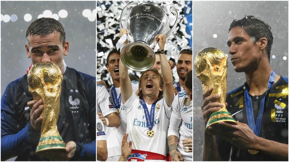 PSG striker Cavani: Real Madrid defender Varane deserves Ballon d'Or