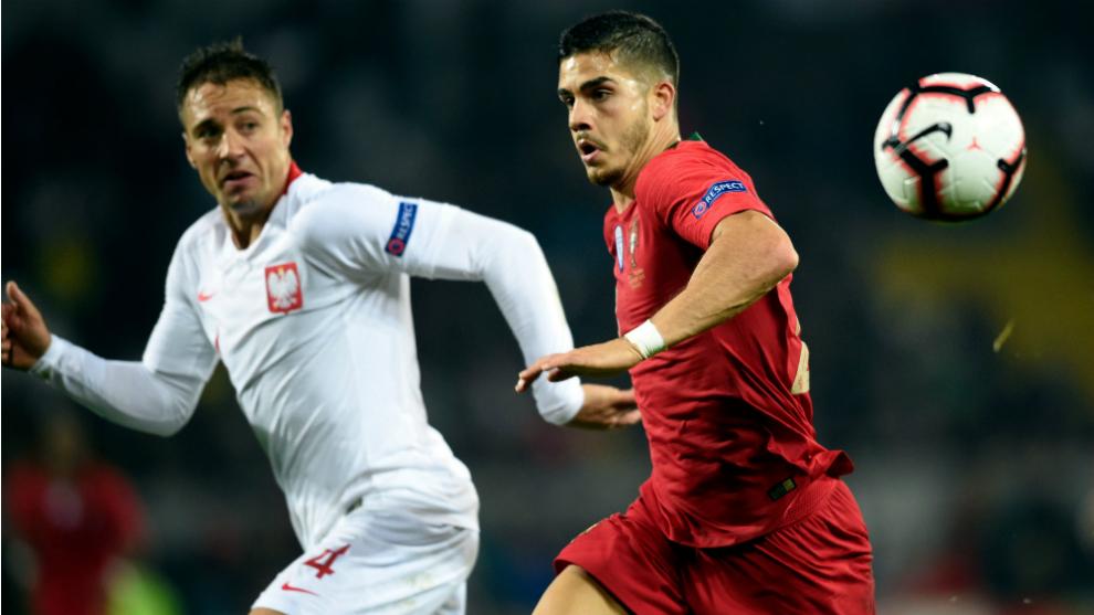 Portugal 1-1 Poland.