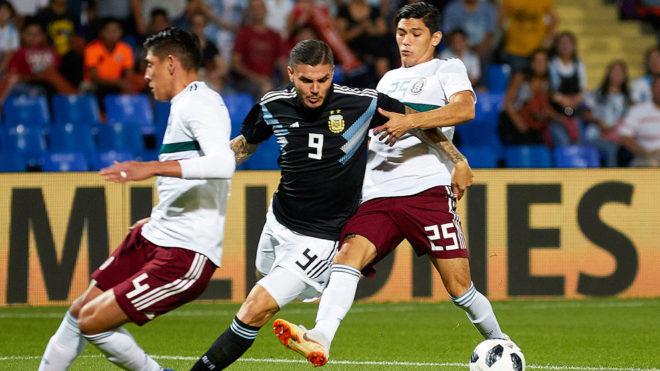Resultado de imagen para mexico vs argentina