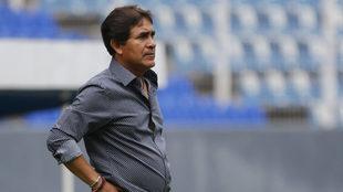 Rogelio Martínez deja de ser técnico de Puebla Femenil.