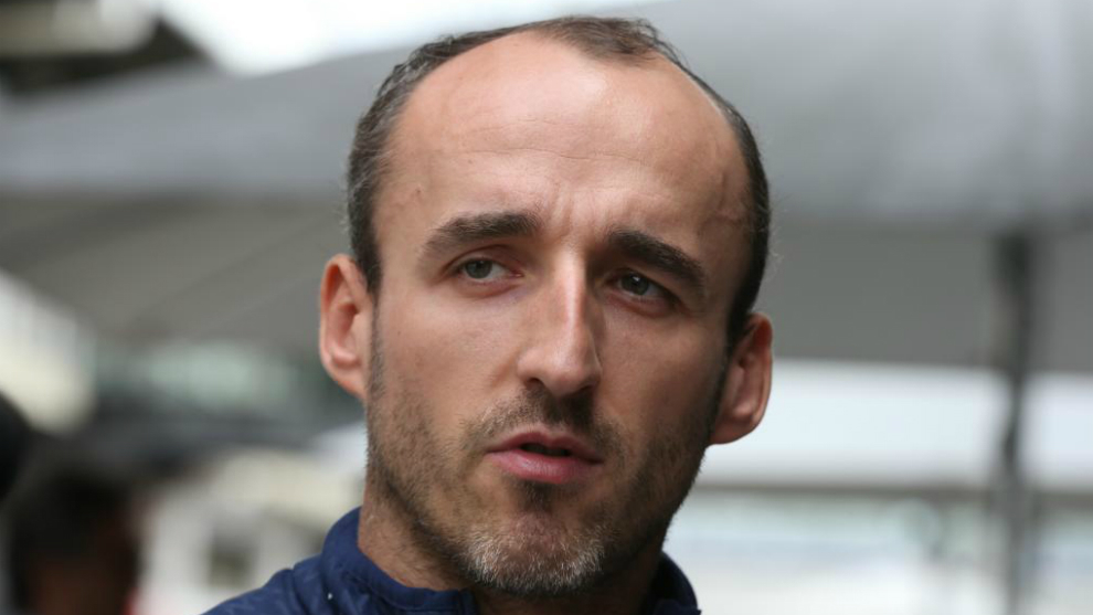 Kubica correrá con Williams en 2019