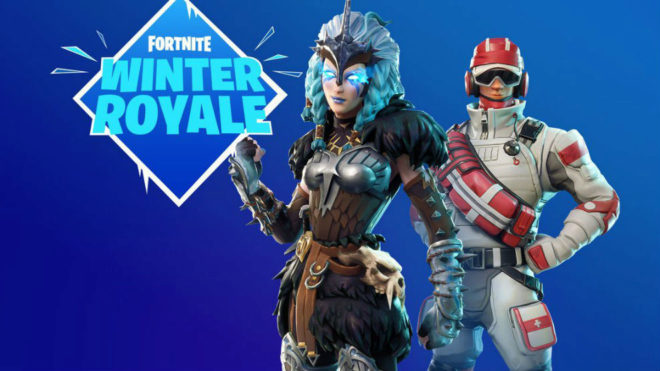 fortnite llega winter royale el torneo abierto de 1. Black Bedroom Furniture Sets. Home Design Ideas