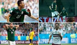Así fue el 2018 de la selección mexicana