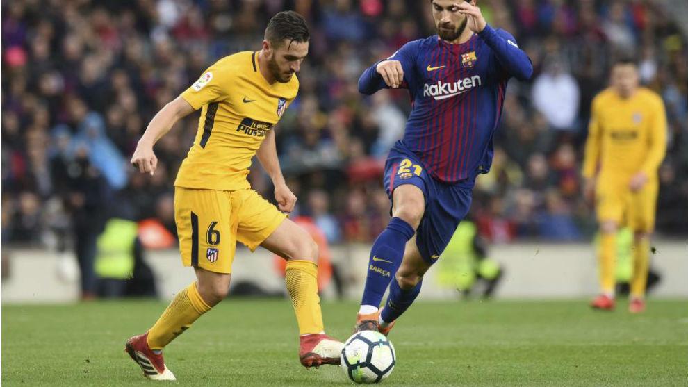 Atlético de Madrid  Siempre Koke  505fa5baad1c1
