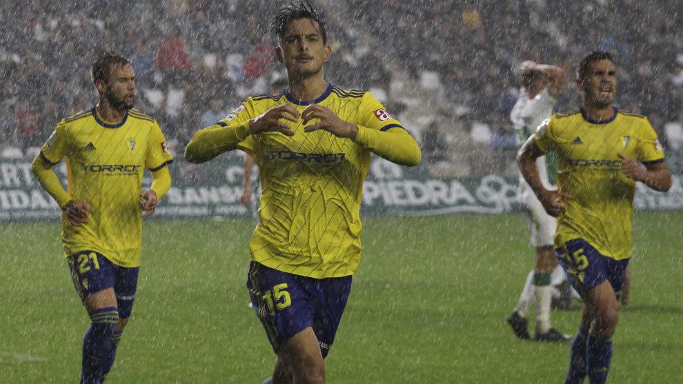 El Cádiz lleva cuatro victorias consecutivas.