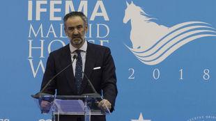 Daniel Entrecanales presidente del Comité Organizador de IFEMA
