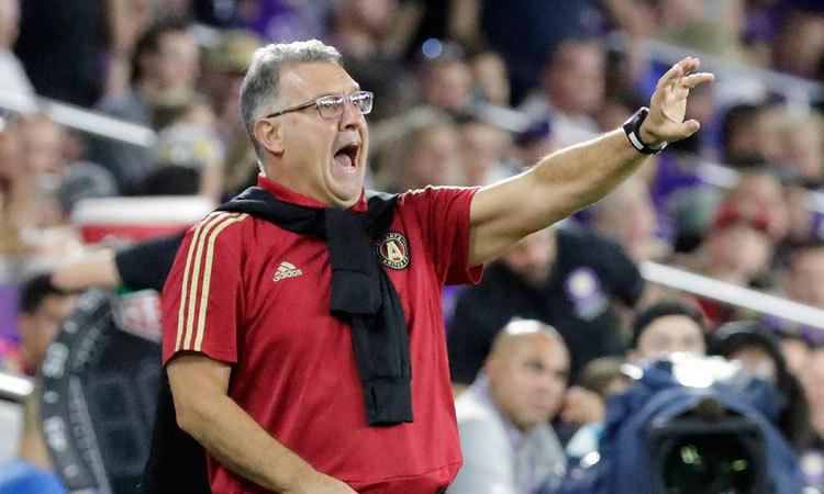 Josef Martínez y Atlanta a un paso de la Final MLS