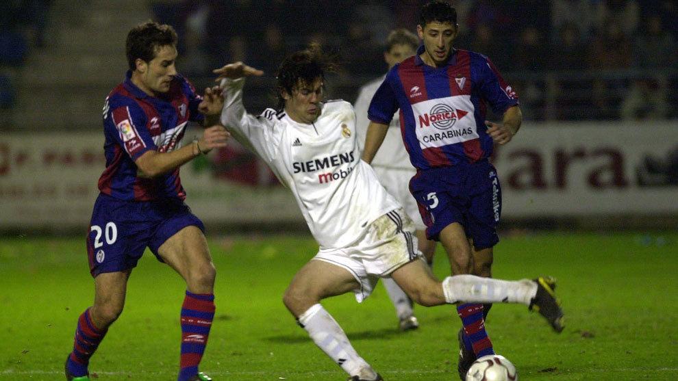 Santiago Solari en 2003.