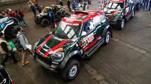 Mini JCW Rally Dakar 2019