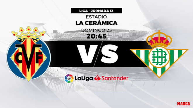 Villarreal vs Betis: La vidas (de gato) de Calleja
