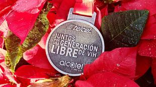 Se llevó a cabo con éxito la Carrera Telcel Red.