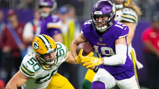 NFL: Los Vikingos navegan hacia la victoria