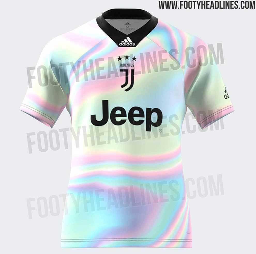 fbcea47df49 FIFA 19: Camiseta de la juventus diseñada por adidas y ea...   MARCA.com