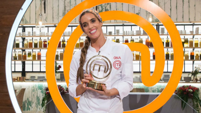 Natacion Masterchef Celebrity 3 Ona Carbonell Ganadora Del Concurso Gastronomico Marca Com