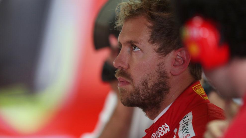 Considera que a Vettel le falta fuerza