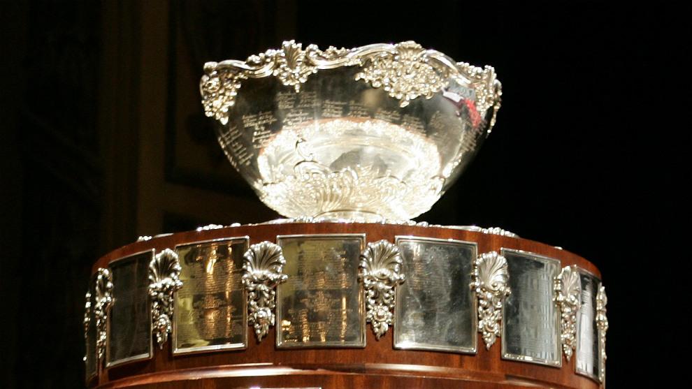 La Ensaladera, el mítico trofeo de la Copa Davis