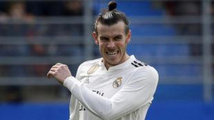 Bale, en Ipurua.